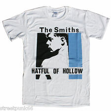 THE SMITHS - T-SHIRT - INDIE POP HATFUL OF HOLLOW