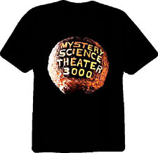 Mystery Science Theater 3000 TV Show T Shirt Black