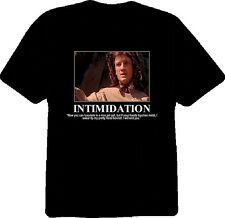 Firefly Captain Malcolm Reynolds T Shirt Black