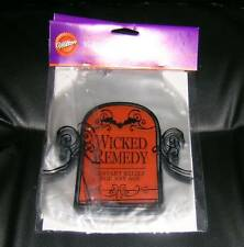Halloween Party bags Two Different types By Wilton