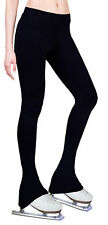 Ice Figure Skating Dress Practice Pants Black