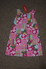 NWT Gymboree Floral Reef Patchwork Dress 4 10