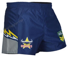North Queensland Cowboys NRL Footy Shorts 'Select Size' S-4XL BNWT