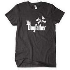 The DOGFATHER t-shirt dog owner funny godfather
