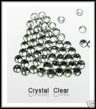 Whole Sale Rhinestones Crystal Clear Hotfix 2, 3,4, 5mm
