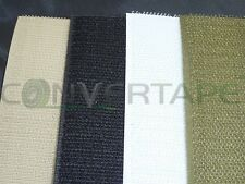 Sew on hook & loop velcro all sizes & colours