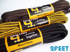 STRONG BOOT LACES 140 cm GRAFTERS - FREE DELIVERY