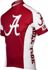 ALABAMA CRIMSON TIDE CYCLING JERSEY by ADRENALINE