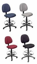 DRAFTING, STOOL, BANK CHAIR FOUR COLORS AVAILABLE B1615