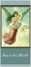 25 Christmas HOLIDAY Greeting CARDS Angel RELIGIOUS Baby PRINTED US OR CANADA