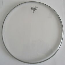"Remo Weatherking clear banjo head selection 8"" to 12"""