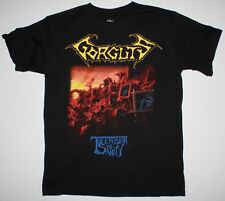 GORGUTS THE EROSION OF SANITY'93 BOLT THROWER DEATH ASPHYX NEW BLACK T-SHIRT