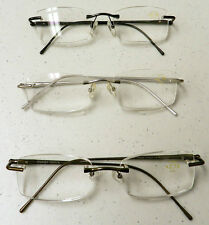 Aluminum Featherweights +2.75 Reading Glasses
