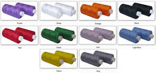 Moon Polyester Sewing Thread Cotton 120s *Choice of Different Colours & Quantity