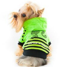S349GN Doggie Hoodie T-shirt,Pet Hoodie,Dog clothes,Pet Clothing,Dog Fashion