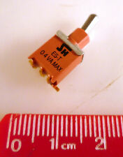 SH ES-T 0.4 VA max SMD Miniature Sealed Toggle Switches On/On On/Off/On x5 BJ23