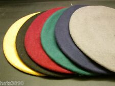 Berets wool women's one size fits most six colors to choose