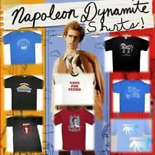 CHOOSE from Official Licensed Movie Napoleon Dynamite Inspired T-shirt Tees
