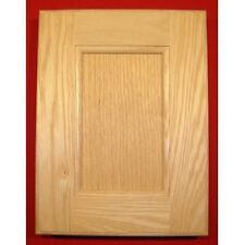 LAUNDRY / CLOTHES CHUTE DOOR FRAMELESS RED OAK UNFINISHED
