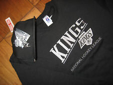 AUTHENTIC VINTAGE LOGO 7 DEADSTOCK LOS ANGELES LA KINGS SHIELD SWEATSHIRT NWT
