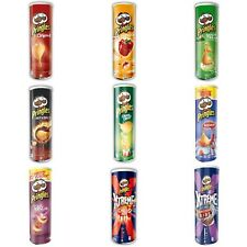Pringles Potato Chips 9 Different Flavors 165g