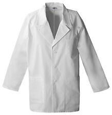 Scrubs Dickies Men's Consultation Lab Coat White 81404  FREE SHIPPING!