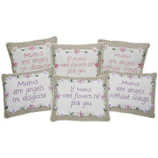 MUM SENTIMENT CUSHION AVAILABLE IN THREE DESIGNS LOVELY MOTHERS DAY GIFT