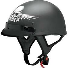 AFX FX-70 BEANIE HALF HELMET MOTORCYCLE  1/2 DOT APPROVED