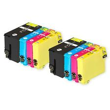 8 XL Ink Cartridges non-OEM to replace T1301, T1302, T1303, T1304, (T1306)