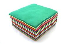 "9"" Mixed Assorted Lucky Dip Felt Squares"