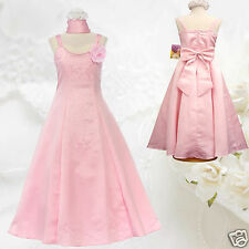 New Girl National Pageant Wedding Recital Formal Party Dress size 8 10 12 14 16