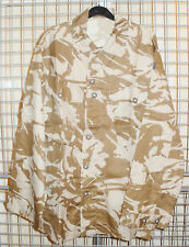 British Army Desert DPM Combat Jacket Shirt S95 Pattern 2005