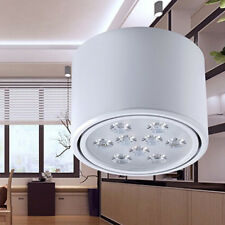 3W/5W/7W/9W/12W LED Ceiling Recessed Down light Round Porch Office Mall Fixture