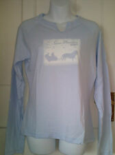 Ladies Old Navy Cotton Other Tops  Light Blue  Mix Sizes : Choose A  Size  BNIB