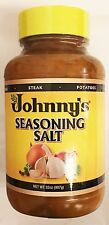 2 Pounds Johnny's Seasoning Salt Pure Magic for Meat & Other Dishes Chef Blended