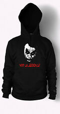 Joker Hoodie Why So Serious Batman Jumper Heath Ledger Mens Womens t shirt