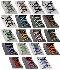 """Round Shoelace 5mm  27"""",36"""",45"""",54"""" 19 Color Sneakers Shoelace Free Shipping"""