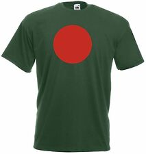 Bangladesh International T Shirt - Support Your Country T-Shirt Sport Flag