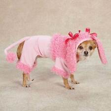 Zack & Zoey PINK POODLE Dog Halloween Costume XS-XL  SO CUTE!