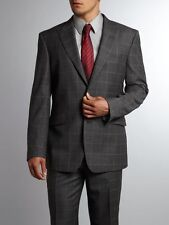 new mens NEW & LINGWOOD CHECK FORMAL JACKET  In Grey various sizes  RRP £230.00