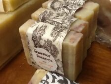 Natural Soap 2 Bars for $9.90 - $4.95 each Free shipping - Organic Handmade