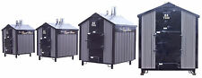 CROWN ROYAL STOVES - OUTDOOR BURNING/BOILER FURNACES (COAL - WOOD- CORN )