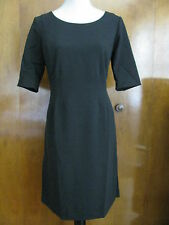 New w/tags Gap women's black pleated empire seam dress size 2 and size 12