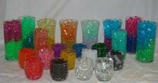 Wedding Water Beads Pearl Centerpiece Decorations -each pack makes 3 gallons