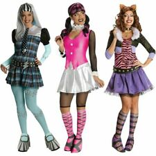 Adult Toy Dolls Monster High Deluxe Drakulaura Vampire Frankie Clawdeen Costume