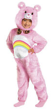 Cheer Bear Care Bears Pink Animal Cute Dress Up Halloween Toddler Child Costume