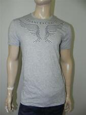 New Armani Exchange A|X Mens Slim/Muscle Fit Graphic Winged Crew Neck Tee Shirt
