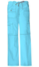Scrubs Dickies Gen Flex Youtility Cargo Pant  857455 Icy Turquoise Buy 3 Ship $6