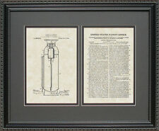 Patent Art - Fire Extinguisher - Fireman Firefighter Chief Print Gift R4019