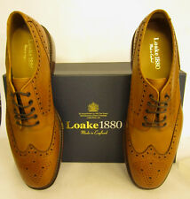 MENS CLASSIC BROGUE SHOES (LOAKE CHESTER 2 )